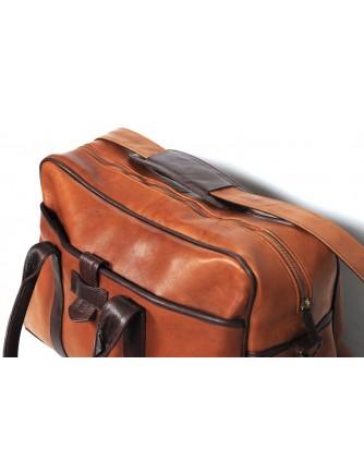 ROBERTO Deri Seyehat Çantası&Bavul